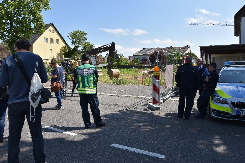 Fliegerbombe Hanau