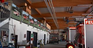 Gerätehaus der Freiwilligen Feuerwehr Gelnhausen West.