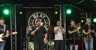 Beat Notes eröffnet das Gerätehausfest.